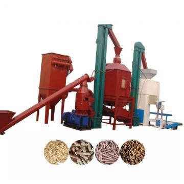 Seeds pellet production line second hand wood pellet production line sawdust production line for wood pellet