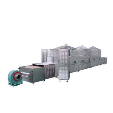 Tunnel Spices Powder Microwave Dryer Condiment Sterilization Equipment