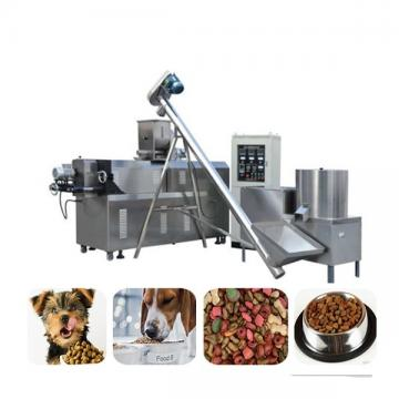 China supplier snack food professional CE dog biscuit making machine