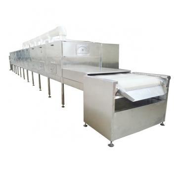 Microwave Drying Sterilization Equipment Moringa Leaves Dryer Oven Leaves