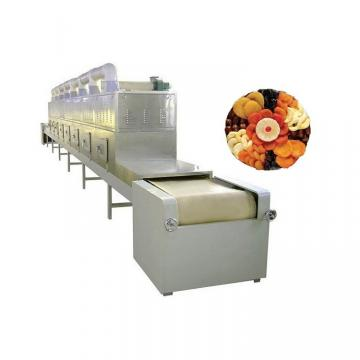 60KW Microwave Drying And Sterilization Machine Fully Automatic Tunnel Type