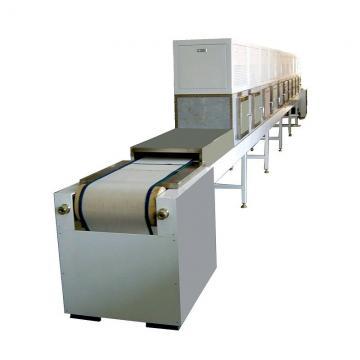 Industrial microwave tunnel dryer machine Cat Sand drying sterilization equipment