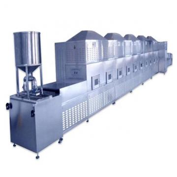 Tea Leaves Industrial Microwave Drying And Sterilization Machine PLC Control