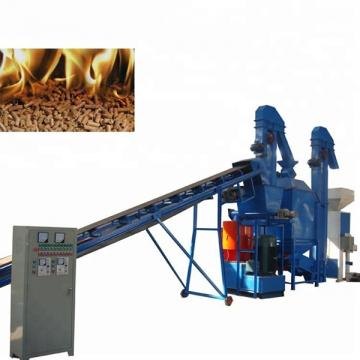 Top Quality complete wood pellet production line With ISO9001 Certificate
