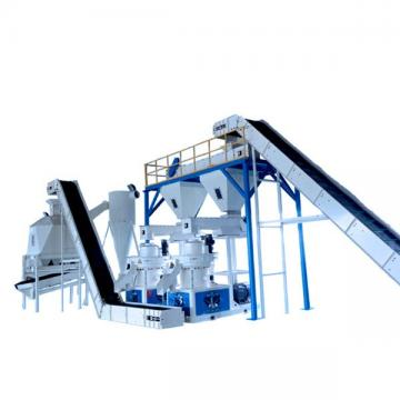 Smooth rotation best technical and economic benefits complete wood pellet production line