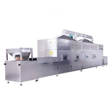 Industrial microwave food processing machine fast food heating sterilization equipment
