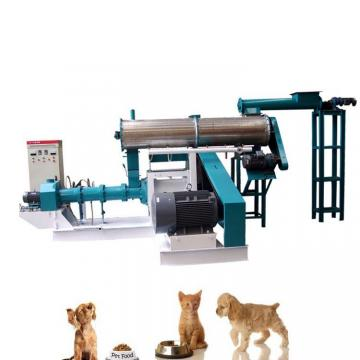 Pet Food Production Line Dog Biscuit Machine