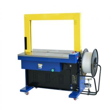 Carton Automatic Box Strapping Machine , Industrial Packaging Strapping Machine