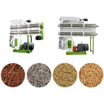 Vertical Ring Die Pine/Coffee Husk Sawdust Pellet Making Machine