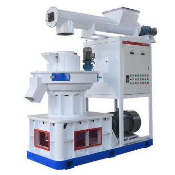 Industrial Biofuel Biomass Pellet Making Machine Inner Dia 560mm 132kw