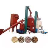Seeds pellet production line second hand wood pellet production line sawdust production line for wood pellet