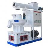 Vertical Ring Die Pine/Coffee Husk Sawdust Pellet Making Machine